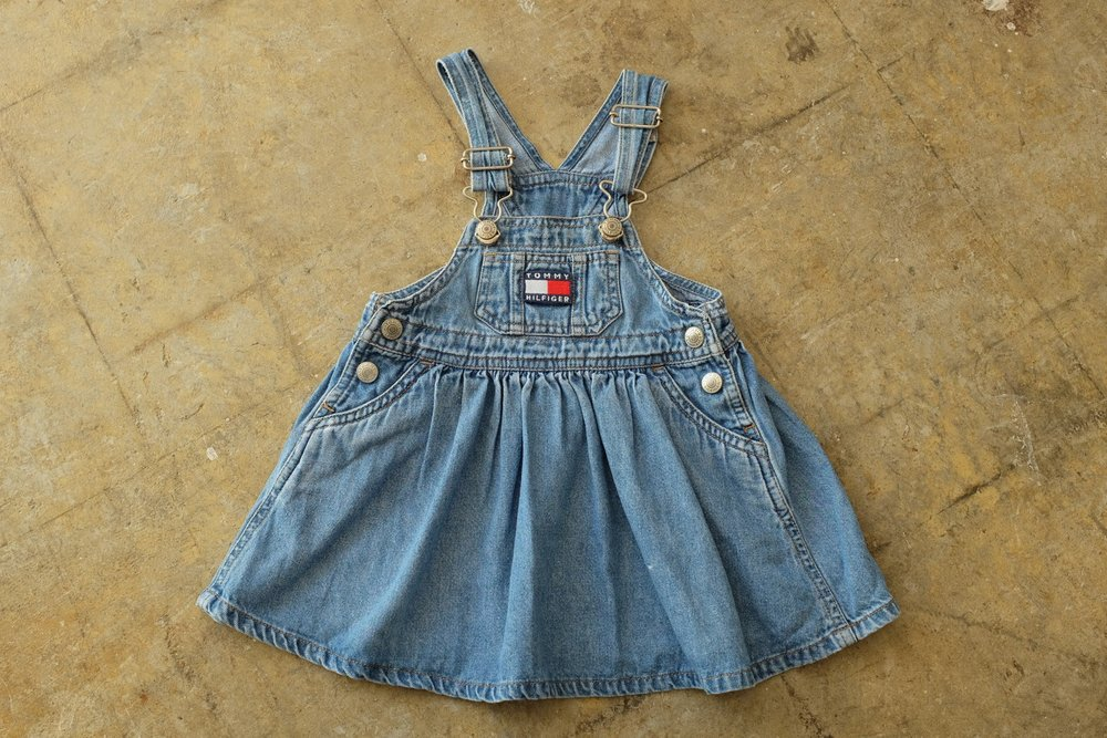 3ed090322ea Denim Overall Dress — SAND SHED