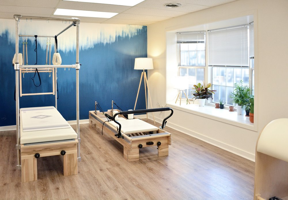 about - Spring Studio is a boutique Pilates and Structural Integration studio located in downtown McLean, Virginia.Spring is equipped with state of the art Pilates equipment in a cozy and completely private space.