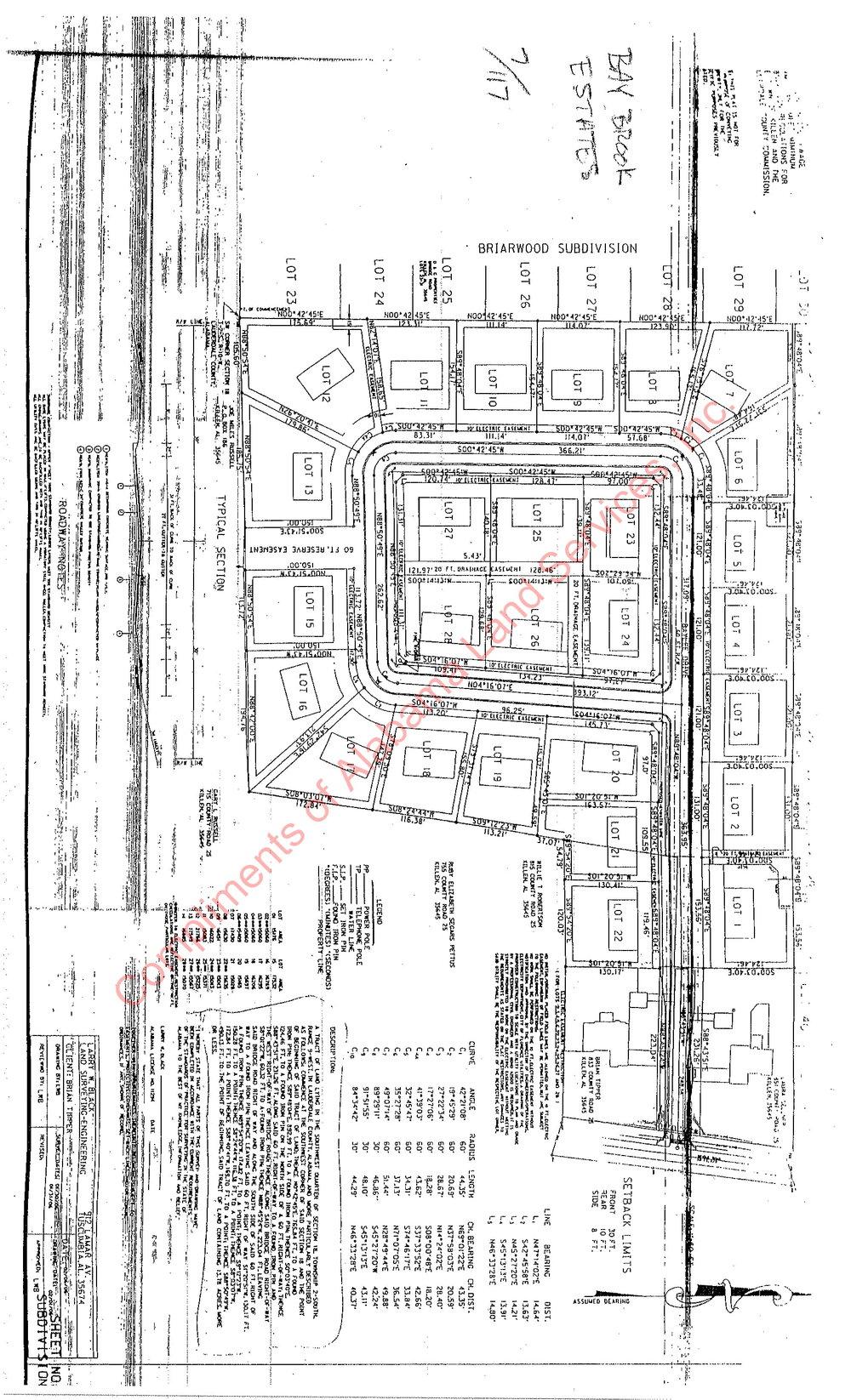 Baybrook Estates plat-2.jpg