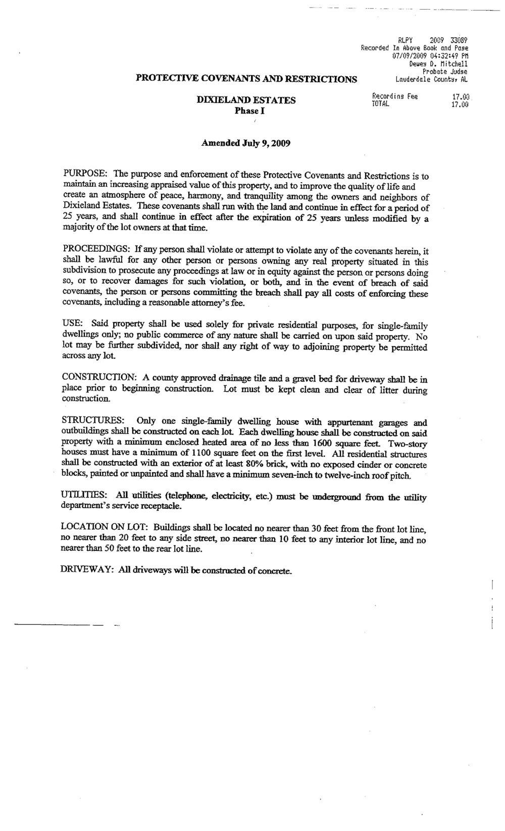 dixieland estates- phase 1- covenant-4.jpg