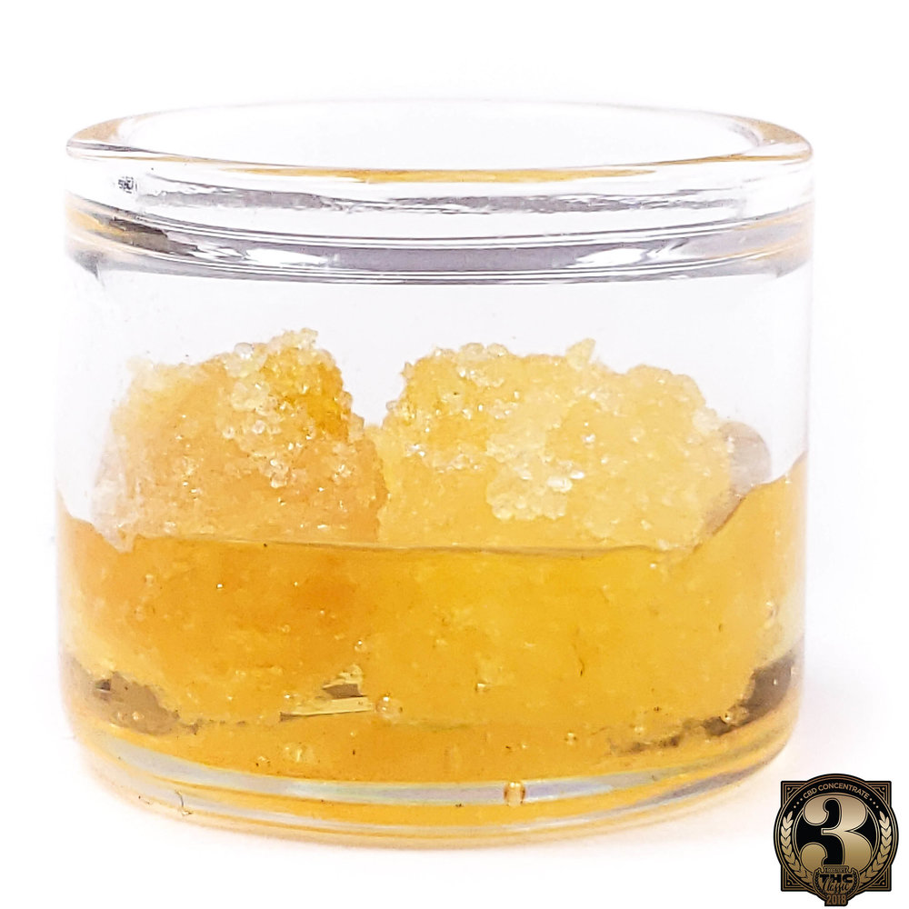 Aaron - Head of FulfillmentTolerance: Medium.I like to take dabs of the Hashbergs and use CBD oil on sore muscles. I use cannabis for relaxation every night.Pictured: Witch of the West Hashbergs (MED)