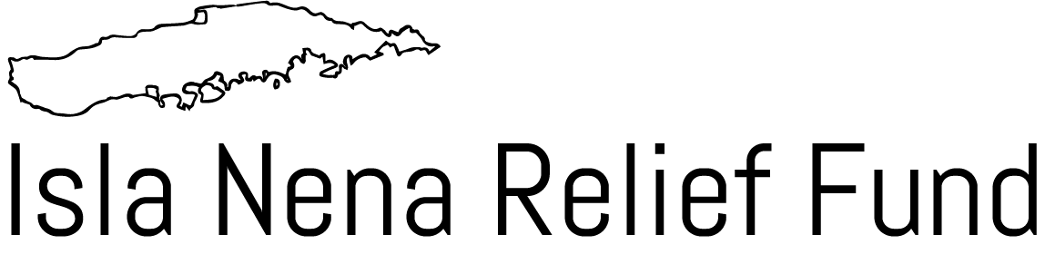 Isla Nena Relief Fund