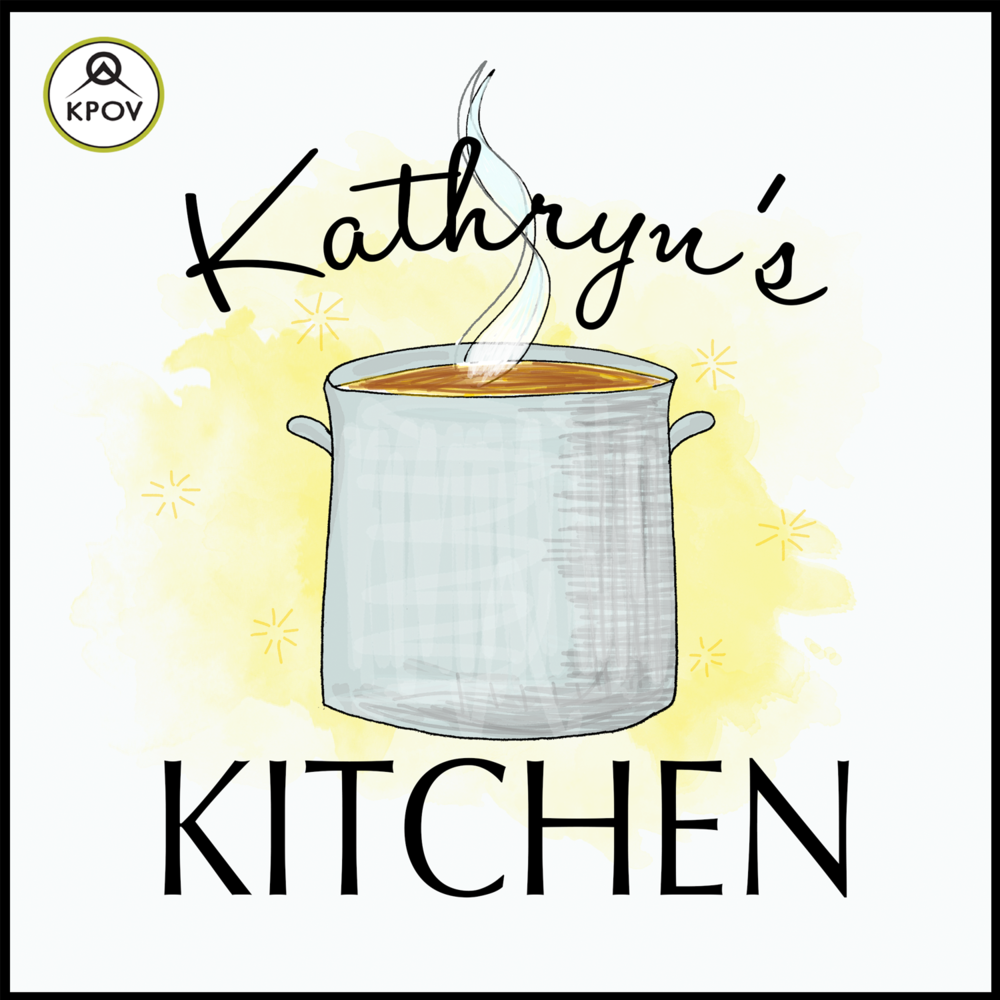 - Every month Kathryn invites a guest into her kitchen to discuss a food issue about which the guest is passionate. Their discussion ends with a recipe you can make in your home kitchen. Kathryn's Kitchen airs the first Friday of every month on The Point, some time between 9 and 9:30 am, on 88.9fm, KPOV.