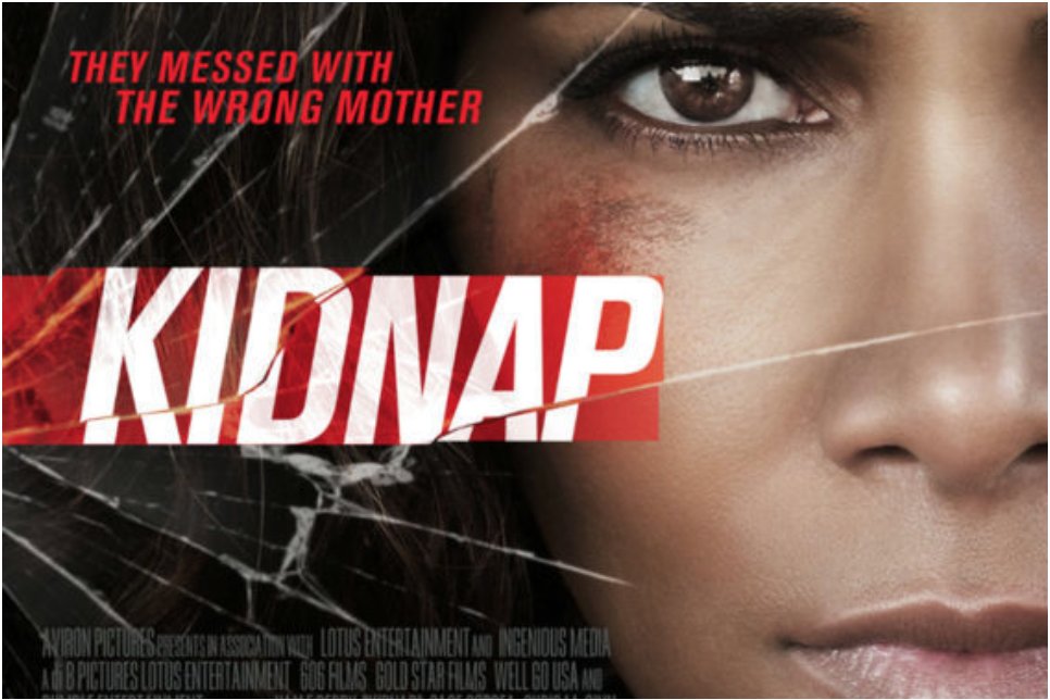 Kidnap  is available digitally and on Blu Ray & DVD.