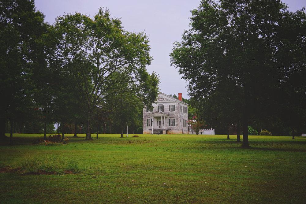 oakland plantation henry hill thorne house north carolina halifax county