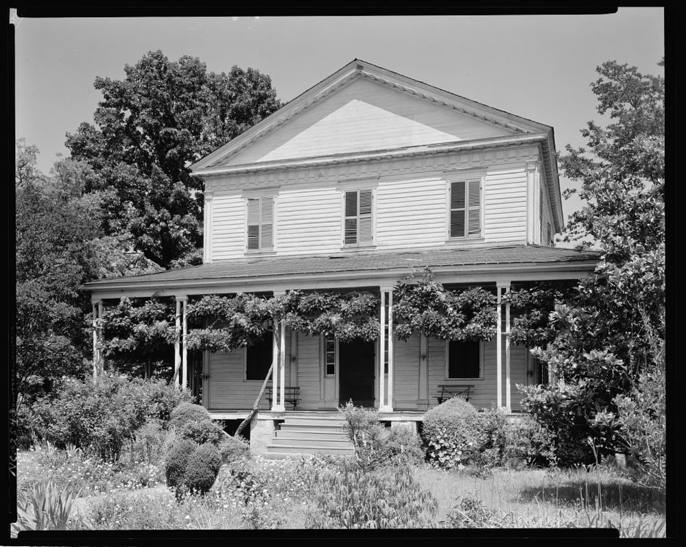 oakland plantation north carolina halifaxe history photograph