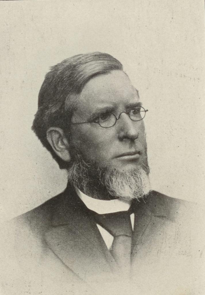 Rev. Robert Price