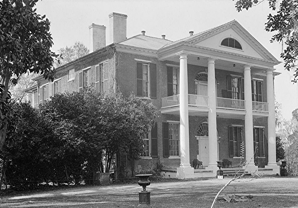 HABS photo c. 1934