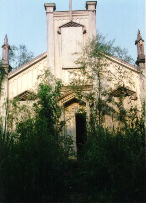 Rodney Catholic Church c. 1960s