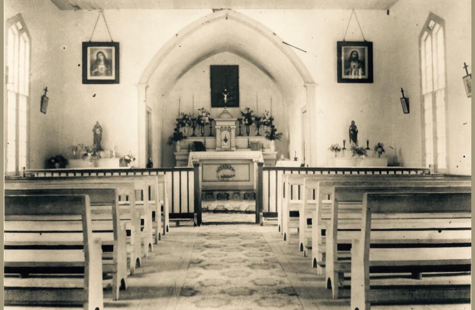Rodney Catholic Church c. 1930s