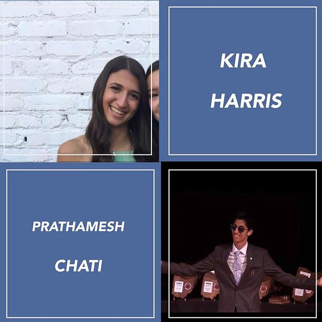 Congrats to our mentors of the week @kirabehira and @prathamesh_chati! Go to our Facebook page to learn more about them 💫