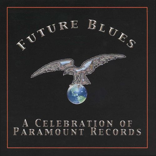 Future Blues: A Celebration of Paramount Records -Various Artist (2003)   -Drums