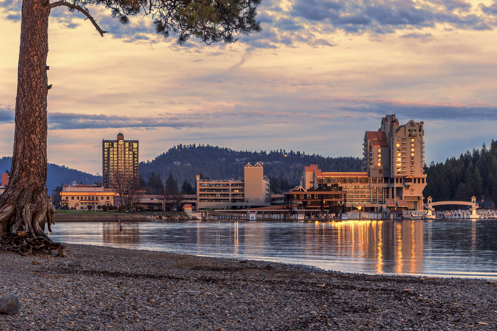 A+MD happens at one of the great resorts of the northwest... The Coeur d'Alene!