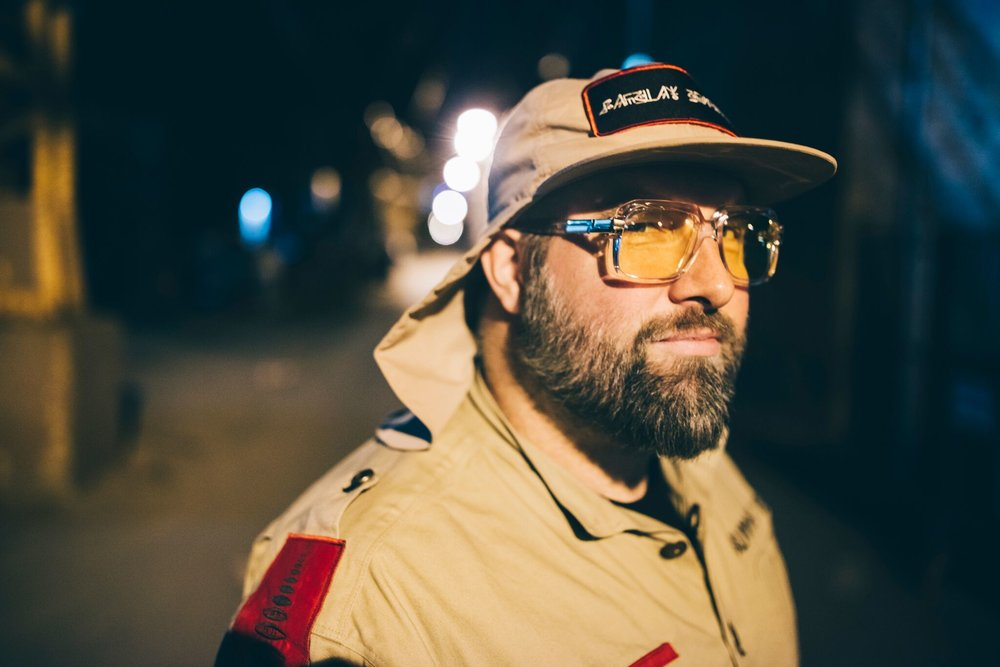 Exclusive Interview: Claude VonStroke (Barclay Crenshaw) at North Coast Music festival - Click the image to see my interview with Barclay Crenshaw!