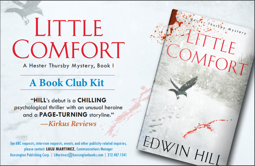 Download  a PDF of the  Little Comfort    book club kit