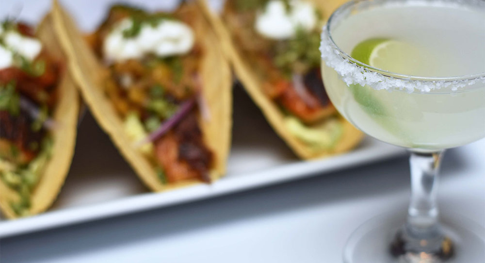 TUESDAY - (11am - Close)All you can eat tacos - $9.95Margaritas - $3.00