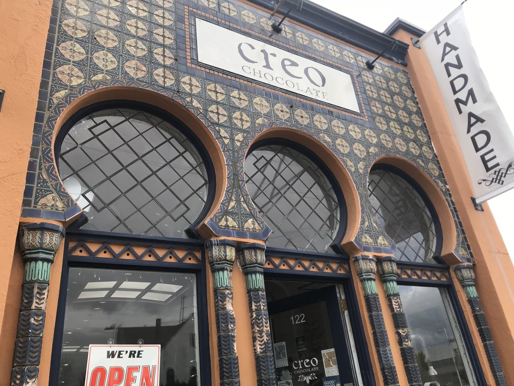 Located at 122 NE Broadway, Creo Chocolate Factory is a gem indeed. Stop in for an amazing selecstion of hand-crafted chocolate and take part in a fun, informative tour that allows you to make your own chocolate bar! Image: Dan Meyers