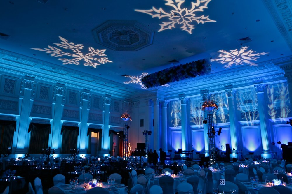 The Governor's Ball is a very classy event with black ties, fancy dresses, great food and excellent music. Image Courtesy: Greenlight-creative.com