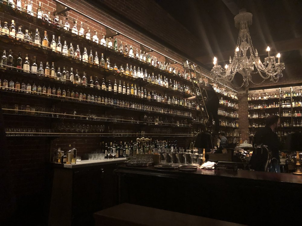 The Multnomah Whiskey Library is a true stunner…where else can you find just about every type of whiskey made in the world? Image Courtesy: Dan Meyers