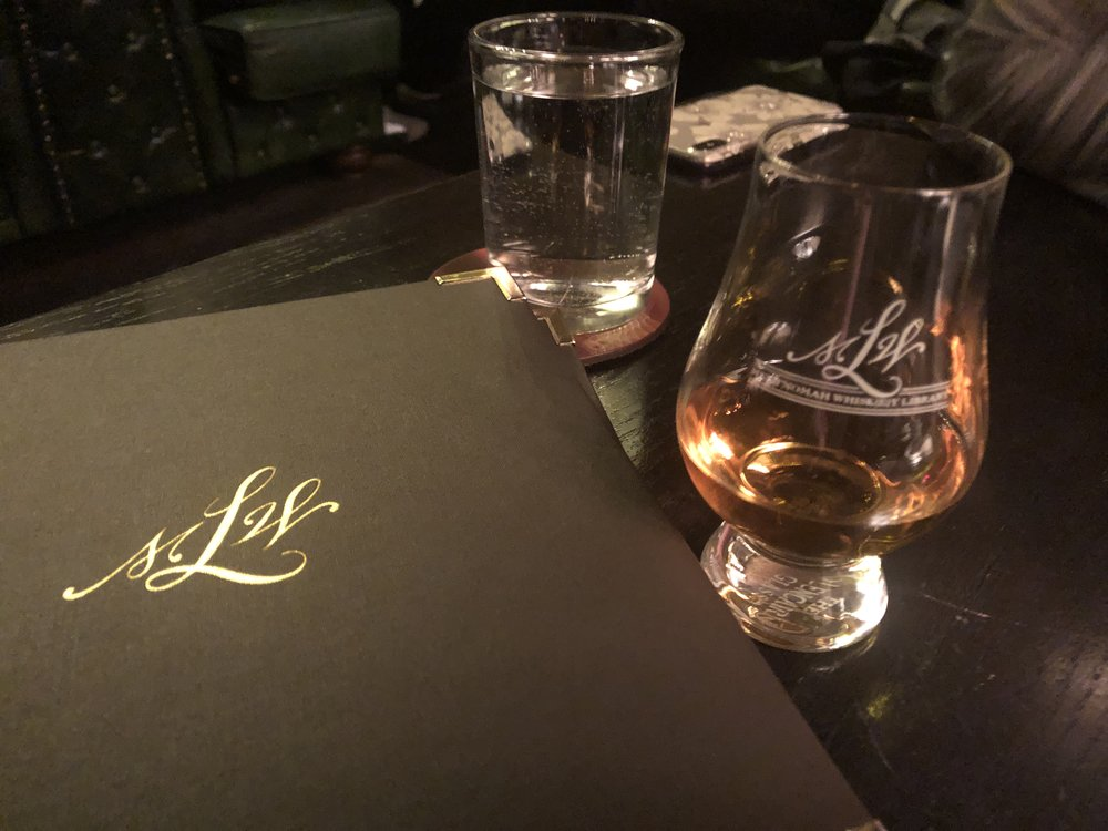 My first shot of Dalmore, Cigar Malt Reserve. Two more followed… Image Courtesy: Dan Meyers