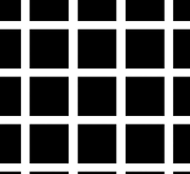 This illusions is courtesy of list25.com