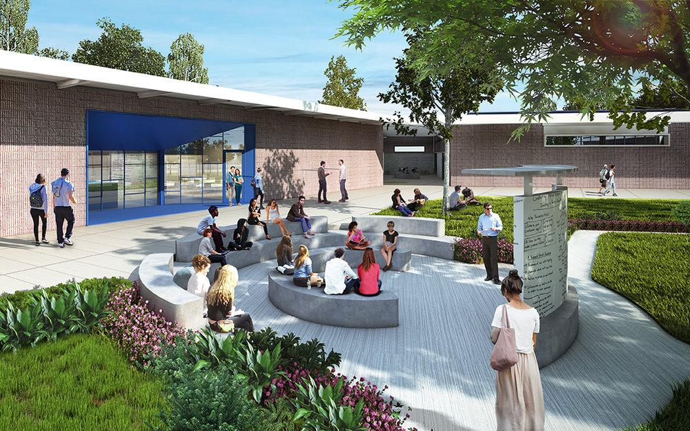 Visit  Classroom - Mira Mesa High School