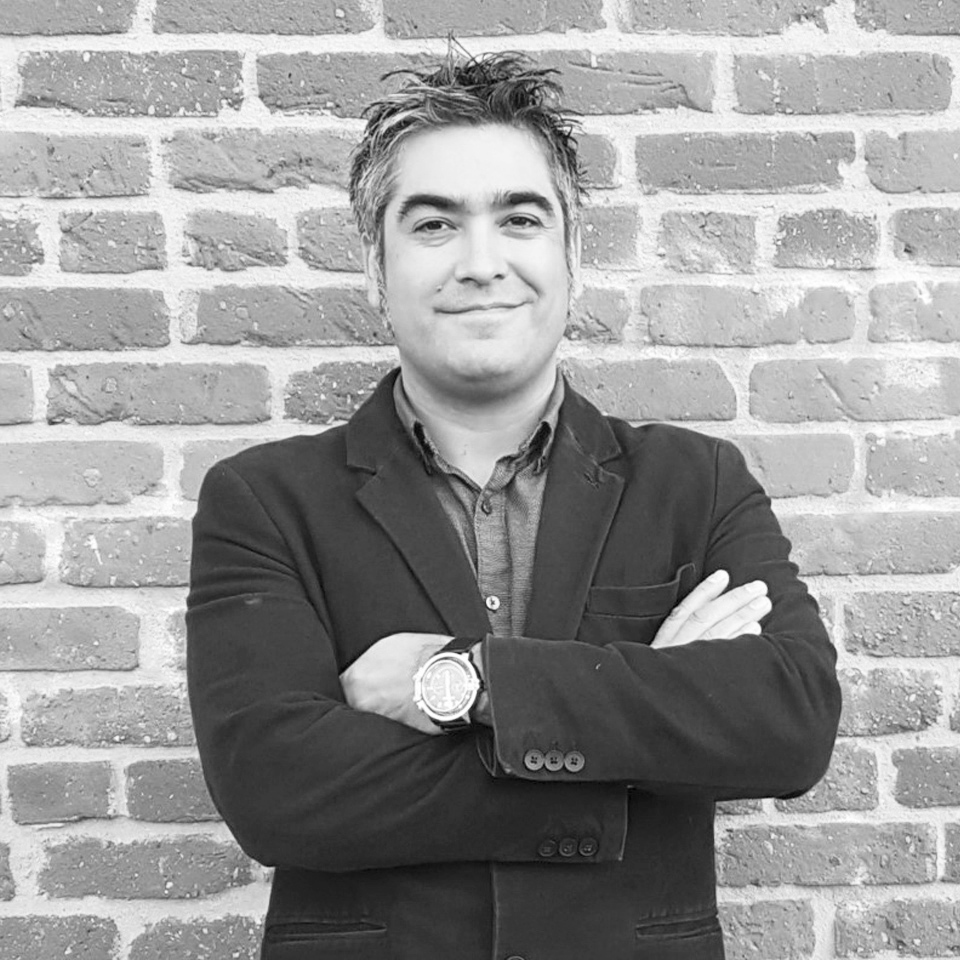 VICTOR H. NAVARRO, Associate    City Born:  Santiago, Chile   School Attended:  B. Arch and M.Arch. Lawrence Technological University