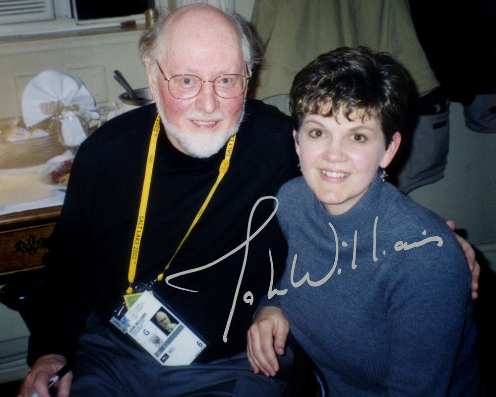 Jeannine Goeckeritz - John Williams - 2002 Winter Olympics Performances