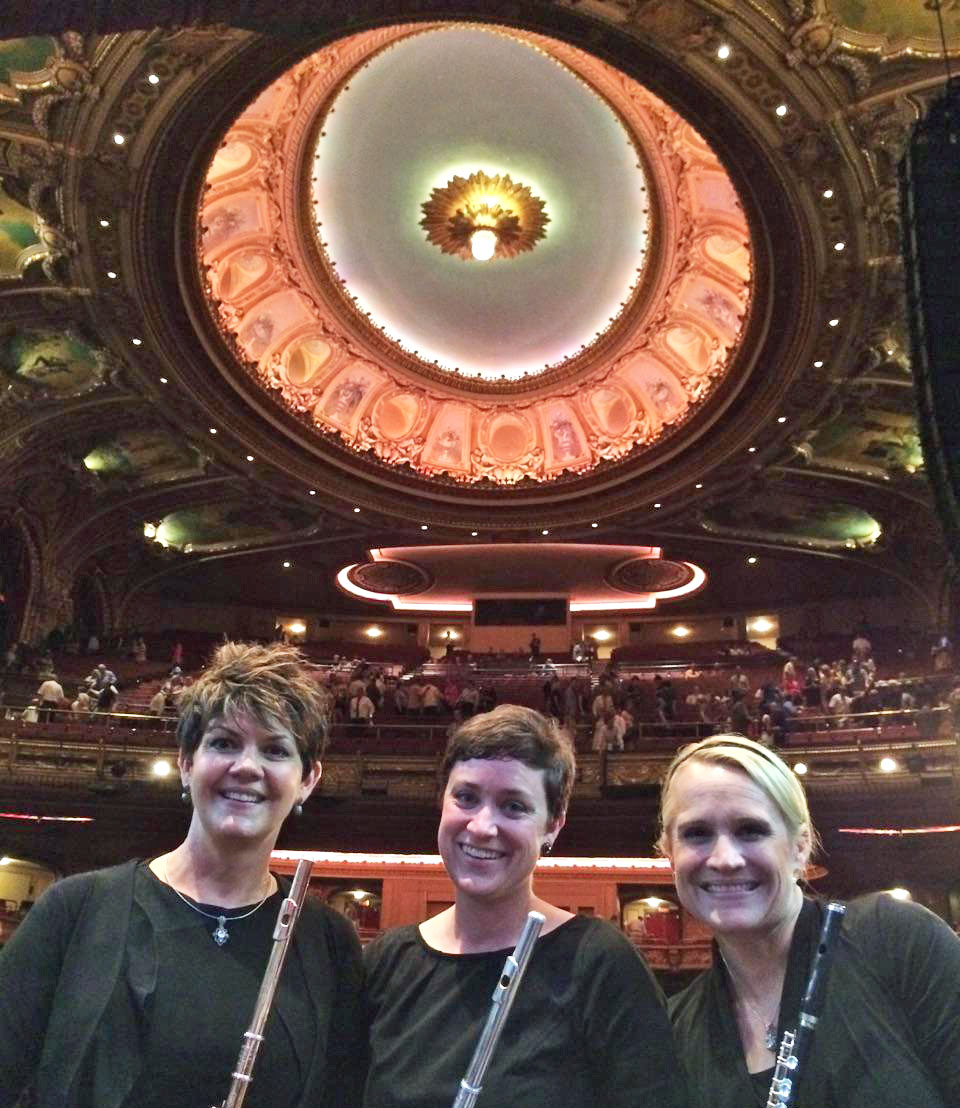 Jeannine Goeckeritz –  Lisa Smith - Lisa Whatcott - Mormon Tabernacle Choir – Wang Theatre - Boston - Flutes.jpg