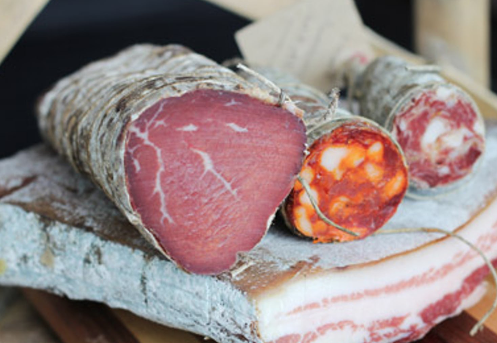 "Tasting Table: ""Superb old-world charcuterie"""