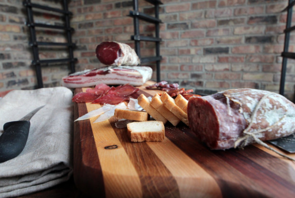 "Thrilist: ""A glistening palace of cured meats"""