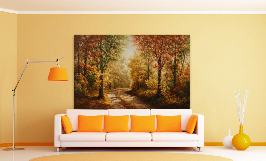Autumn Forest Road-wall.jpg