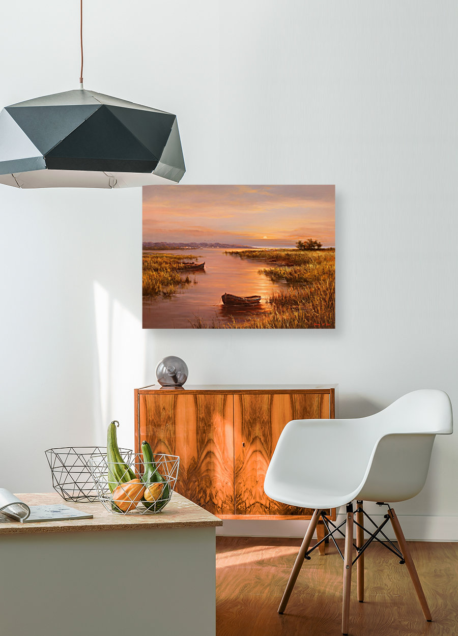Sunset Tranquility-wall.jpg
