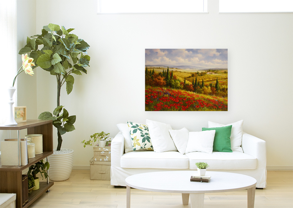 The Rolling Hills of Tuscany-wall.jpg