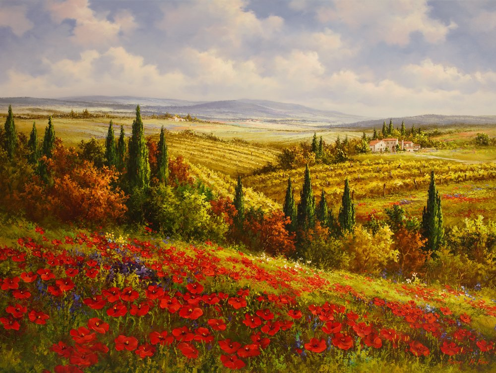 The Rolling Hills of Tuscany.jpg