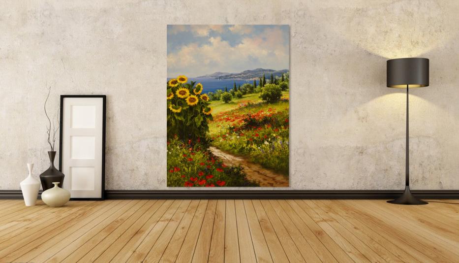 The Sunflower Grove-wall.jpg