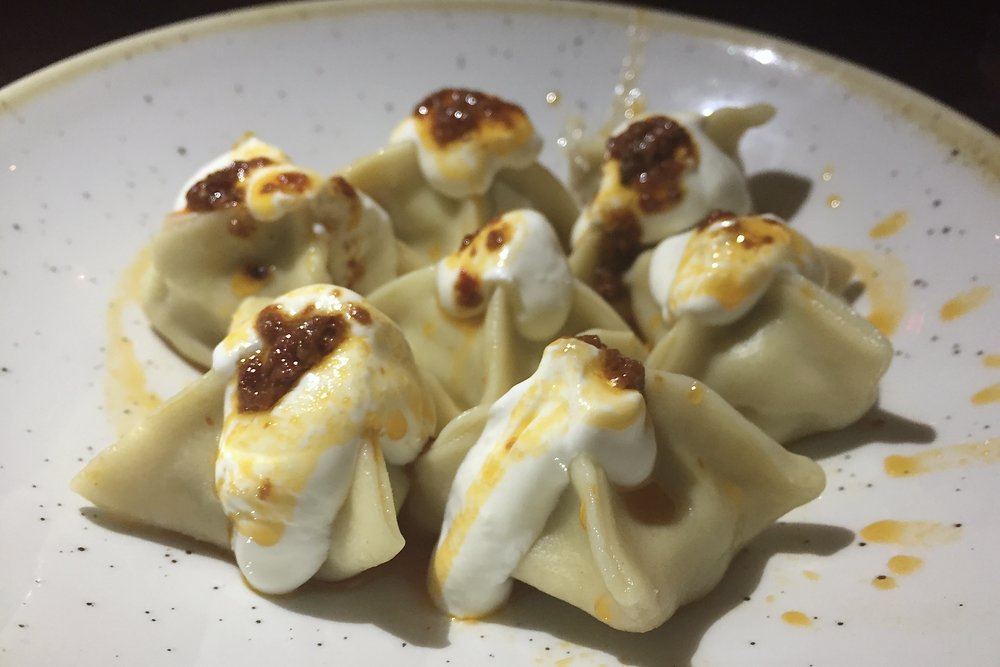 Manti - Istanbul meal ravioli