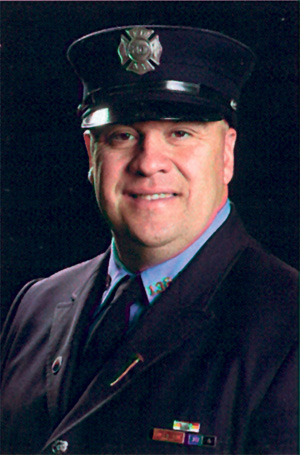 Timothy Stackpole: A 9/11 hero