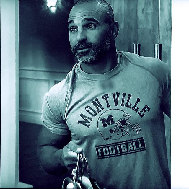 The #RHONJ season finale was epic for many reasons (I'm looking at you @therealmargaretjosephs!). But check out @joeygorga repping my hometown! . . . #montvillemustangs #classof91 #gomustangs #mustangpride #montvillenj #montvillehighschool #mths #mthsfootball #jersey #realhousewivesofnewjersey #realhousewives #joegorga #melissagorga #bravo #bravotv #realitytv #jenlovestv