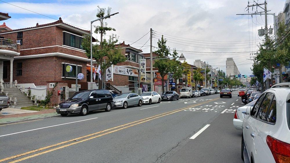 Changwon, Gyeongsangnam-do in South Korea. 2017