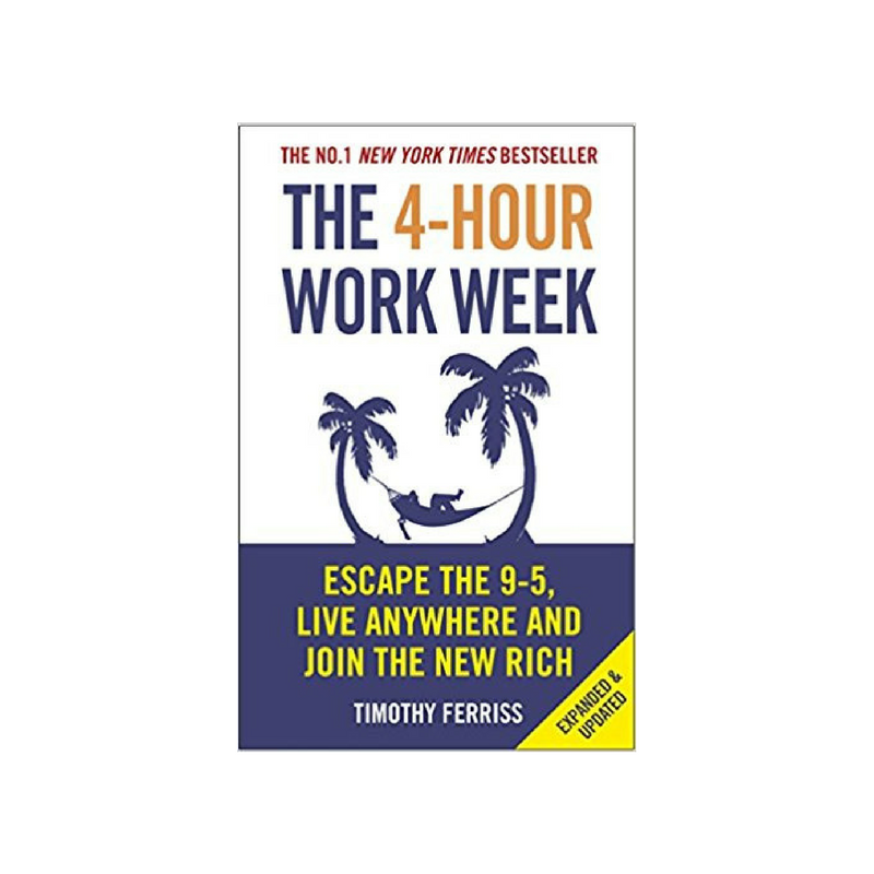 Book Recommendation 4 hour work week - Tim Ferris.png
