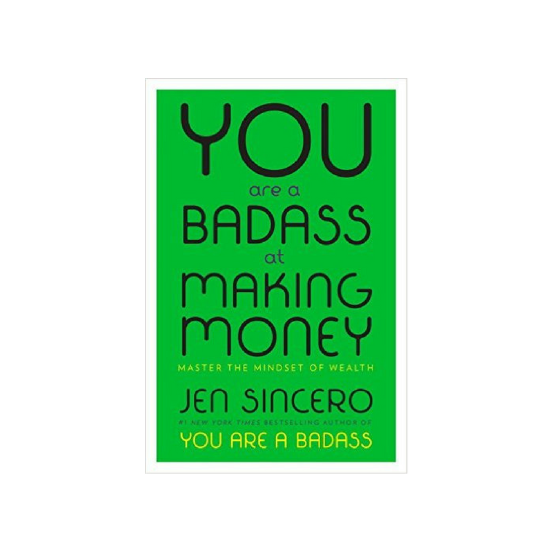 Book Recommendation You are a badass at making money - Jen Sincero.png