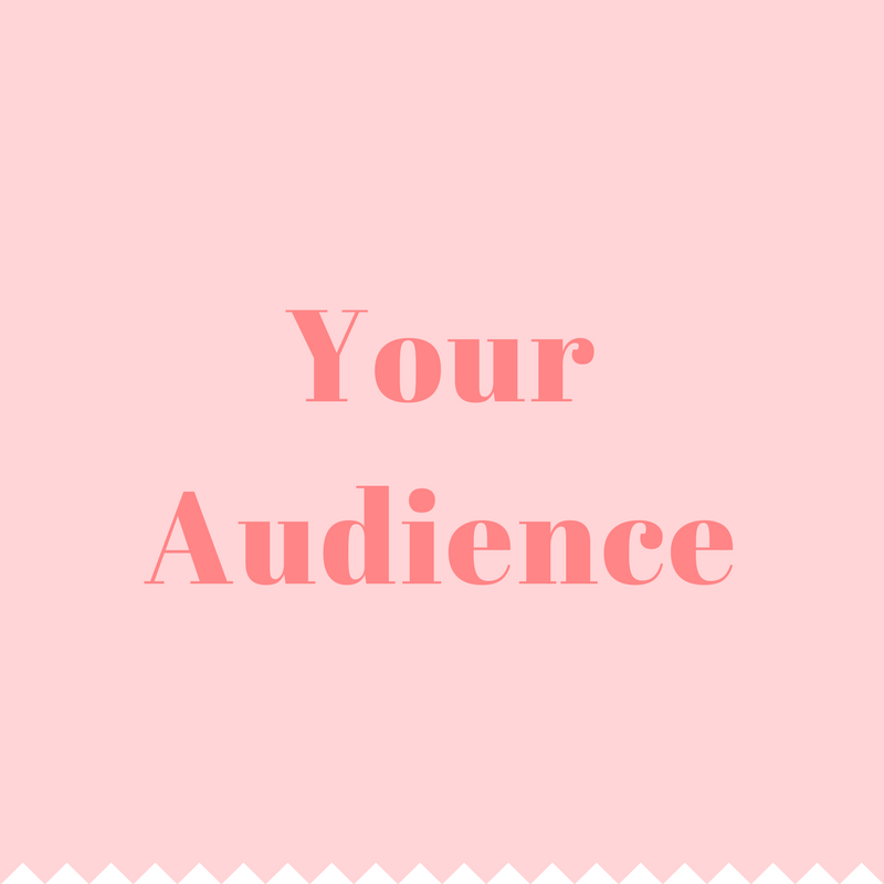 - Knowing your audience is key when it comes to marketing your brand. In this section we'll work through reviewing who your current audience is and what changes you can make to reach the audience that you want.