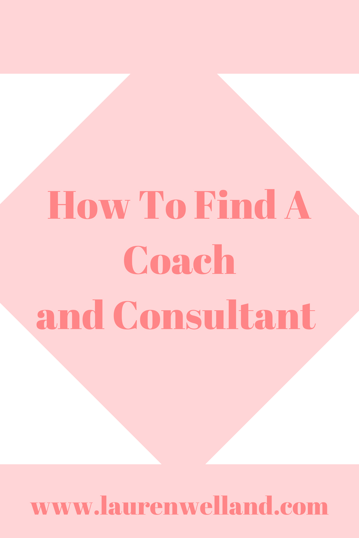 How to find a marketing consultant and creative coach