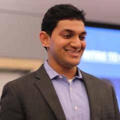 Rishi Prasad    Co-Founder & Vice-President   Business Administration, 2020