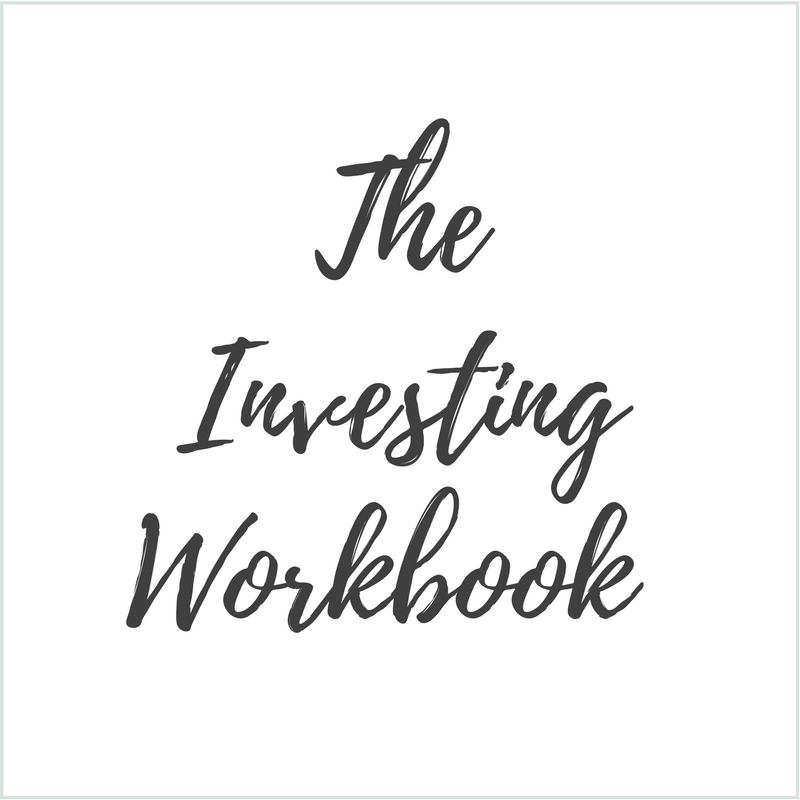 Click the image above to download your Clever Girl Investors Workbook