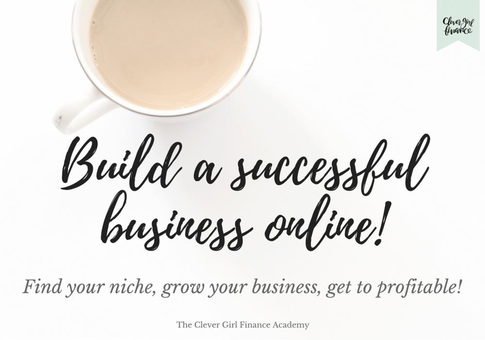 Build a successful business online