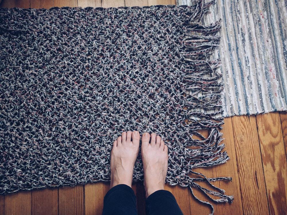 rugs -