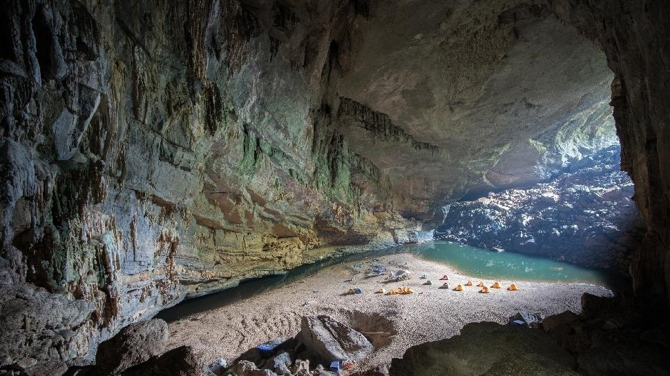 Put camping in this caveon your bucket list - Canadian Traveller