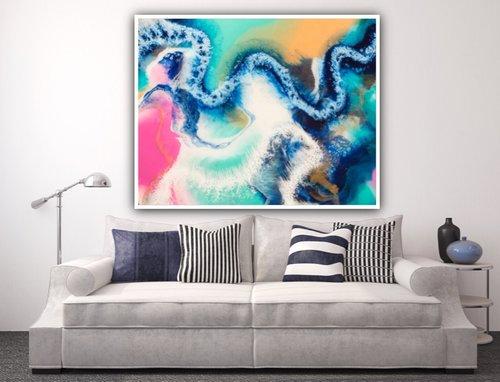 Abstract original wall art and wall art prints Abstract wall